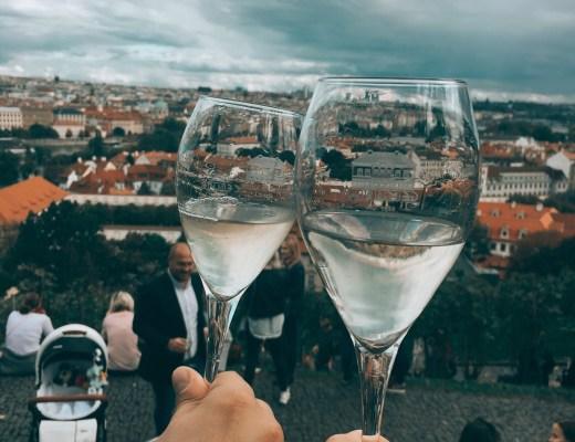 vinobraní u Vily Richter