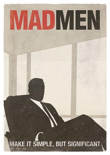 Mad men plakát