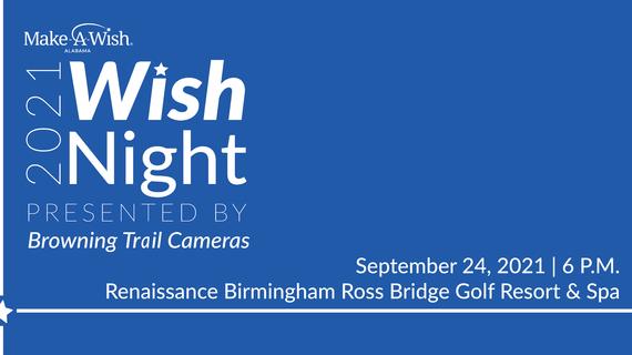 Birmingham Wish Night - September 24, 2021