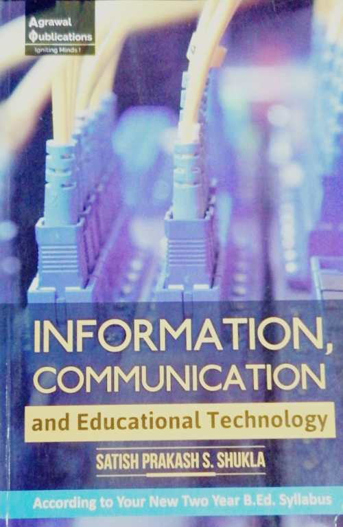 Information Communication and Educational Technology
