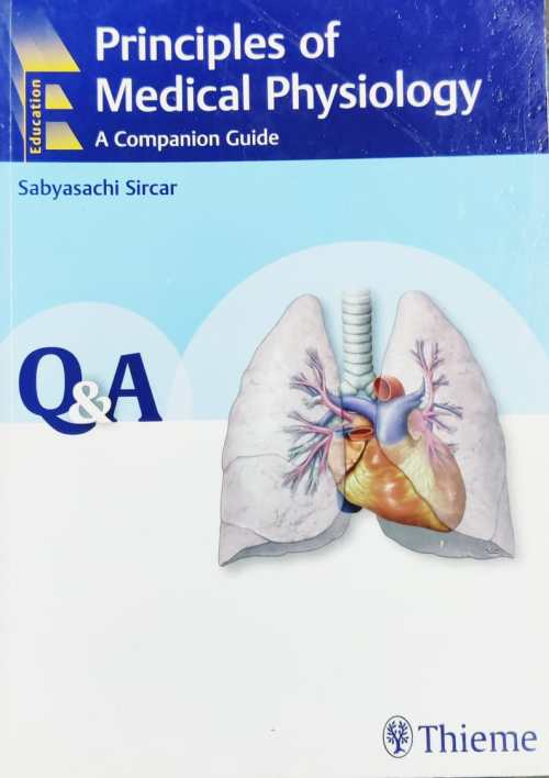 Principles Of Medical Physiology Book