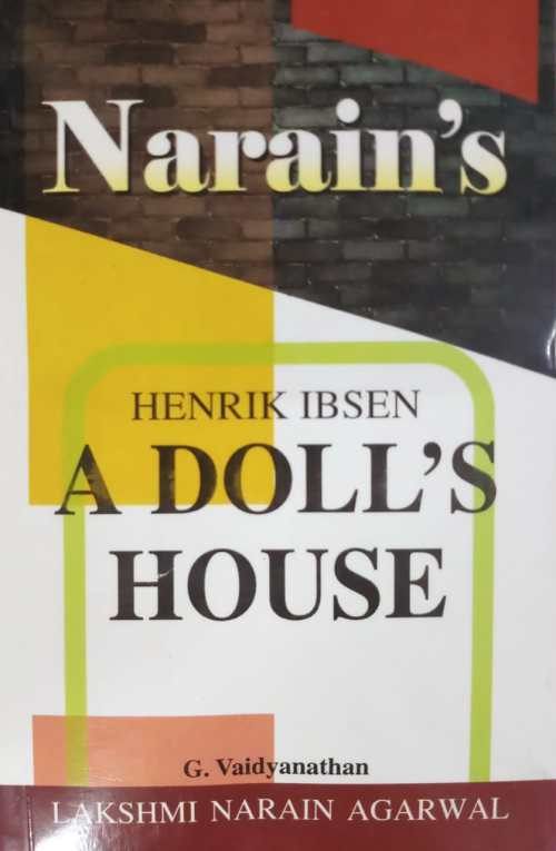 A Dolls House By Henrick Ibsen