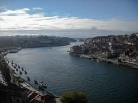 Douro River, Oporto, Portugal