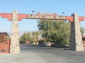 Furnace Creek, Death Valley, USA