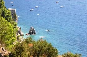 Capri, Bay of Naples, Italy