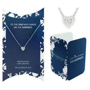 TO THE ONE HEART NECKLACE
