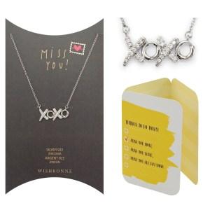 anyone XOXO Pendant Necklace
