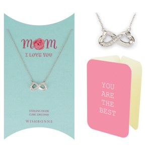 MOM INFINITY NECKLACE GIFT SET