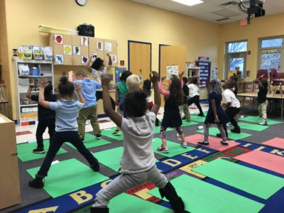 Lisa Meranti has seen students transform from unsettled to peaceful and focused. As a longtime teacher with ZENworks Yoga, she and fellow instructors bring this exercise into Cleveland public schools.