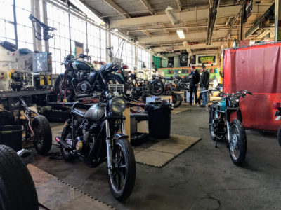 Motogo: Not Your Grandfather's Shop Class