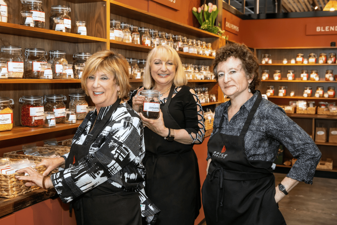 A Dash of Humanity: Spice for Life Donates Profits to Help Victims of Human Trafficking