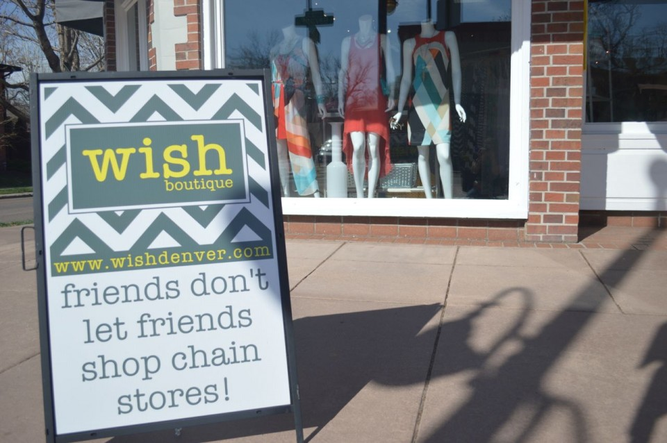 Wish Boutique Denvers Ideal Neighborhood Boutique