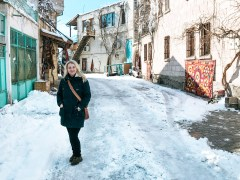 прогулка по городу гереме
