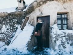 каппадокия путешествие зимой