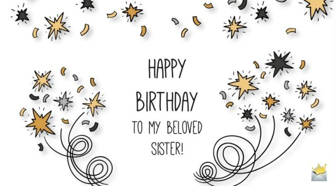 Happy-Birthday-to-my-beloved-sister.-Wish-on-cute-card-with-confetti
