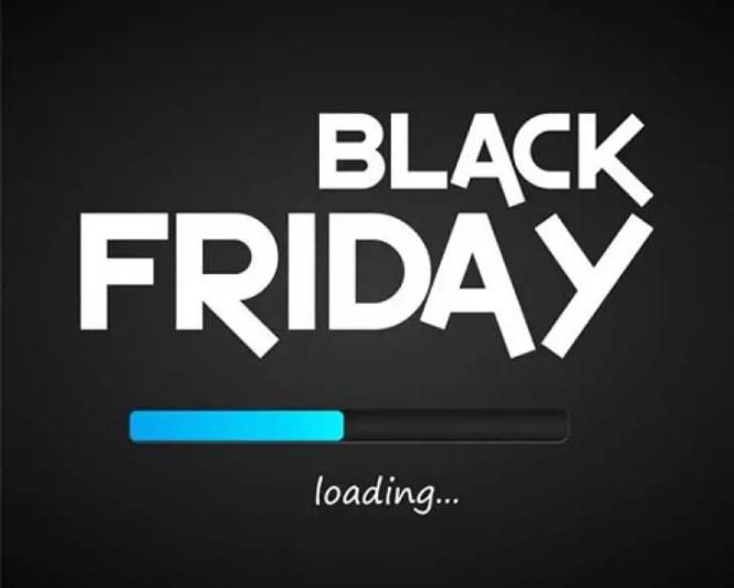 Black Friday Loading Wishes Image