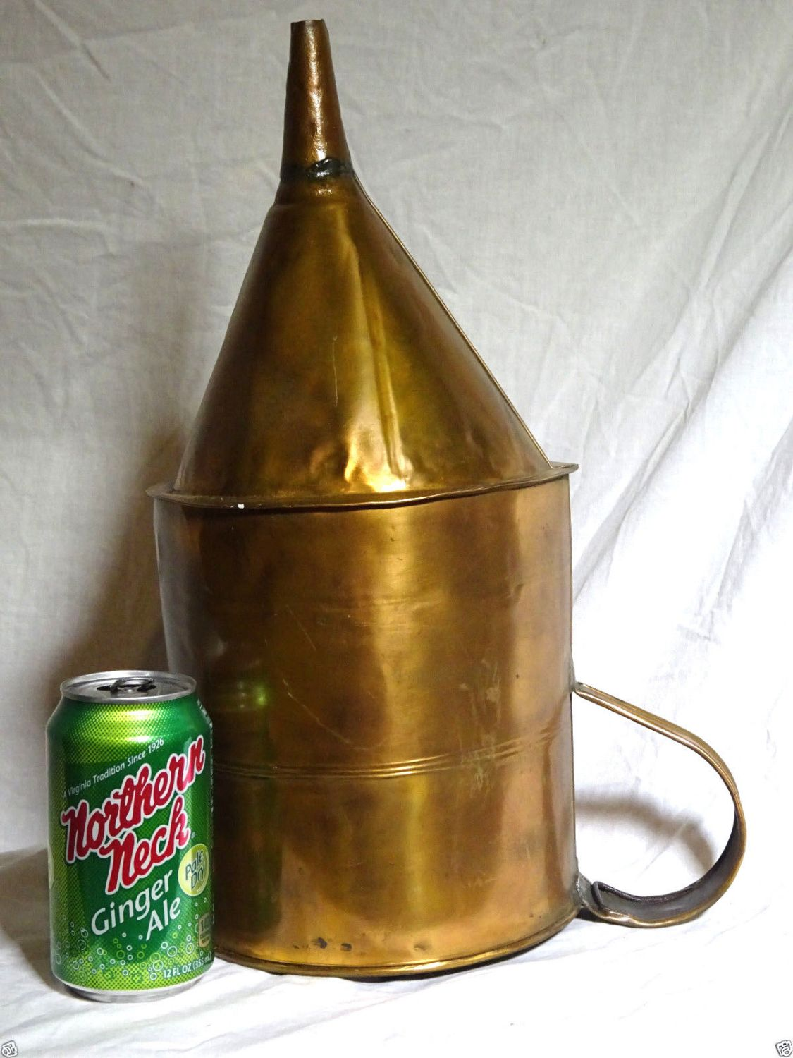 Large Copper Moonshine Still - Year of Clean Water