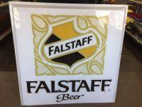 Falstaff Beer 4 Ft. Translucent Sign Panel  Site Title
