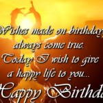 Awesome Birthday Wishes And Quotes For 2017