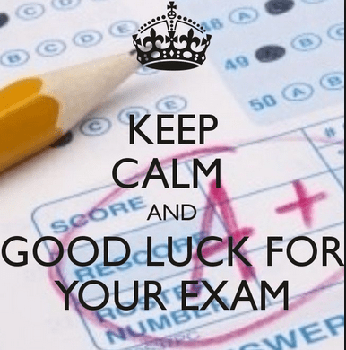 Best Exam Wishes 2016