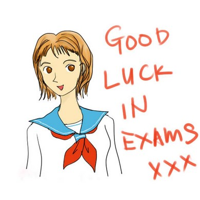 Exam Wishes: Examination of an student is a dramatically difficult time for anyone who is going through this tough moments of life and it this time they just need support, not only educational but somehow moral support to. In this case we have come up with most exciting exam wishes ideas to wish someone good luck and make him more courageous to run all the way through the exam and pass it with flying marks. Exam wishes can be further divided for school level students, College level and then even university grade level examinations candidates. Lets choose the best wish for your beloved once to wish them good luck.