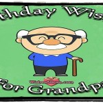 Special Birthday Wishes For Grandpa