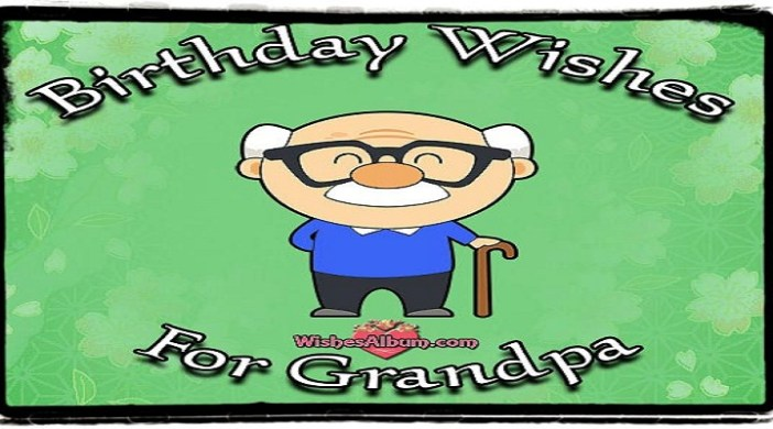 birthday wishes for grandpa