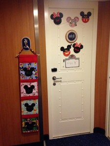 The Stateroom Door!