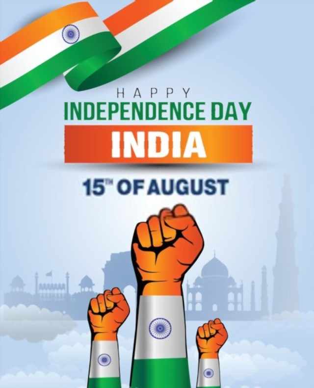 Happy India Independence Day Wishes With Images