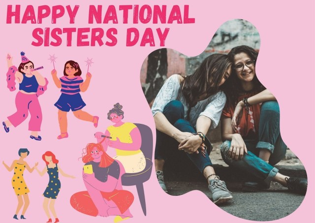 Happy National Sisters Day
