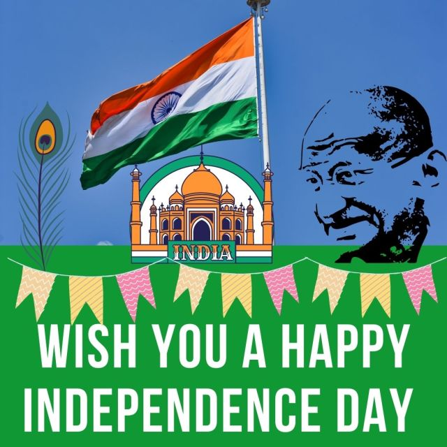 India Independence Day Wishes Messages Images