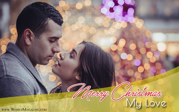 Christmas Wishes For Gf Bf | Romantic Christmas Messages