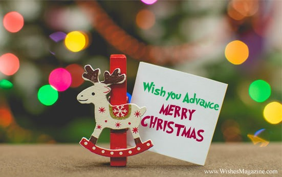 Advance christmas wishes advance merry christmas messages advance christmas wishes m4hsunfo