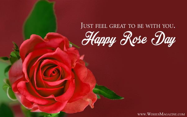 Rose Day Card | Rose Day Greeting Card For Couple