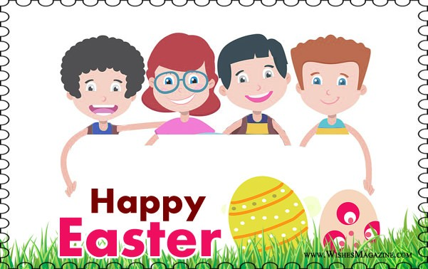 Easter Messages For Kids | Happy Easter Wishes For Kids