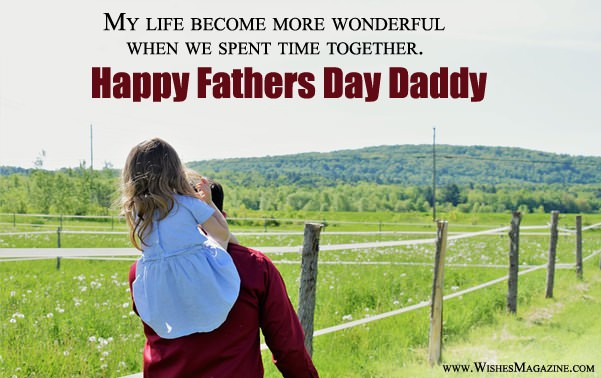 Happy Fathers Day Wishes | Father's Day Messages For Card