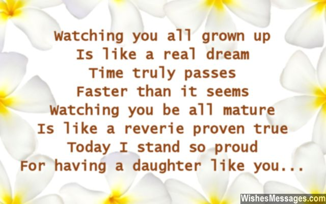 birthday poems for daughter