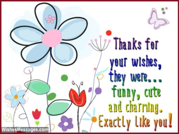 Cute thank you images for birthday wishes wallsmiga thank you messages for birthday wishes quotes and notes m4hsunfo