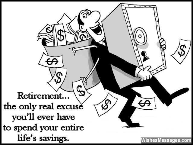 Funny Retirement Wishes: Humorous Quotes and Messages