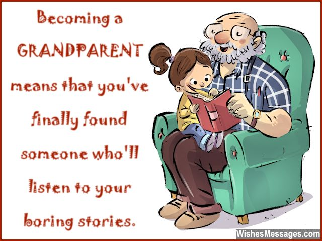 Congratulations For Becoming Grandparents Messages For
