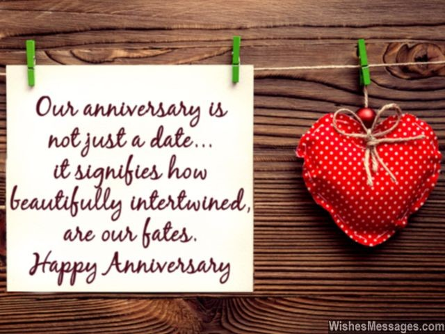 anniversary wishes for wife