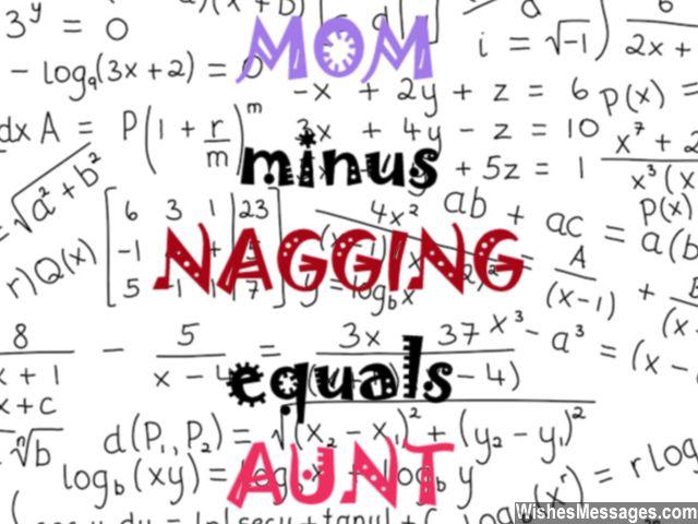 Aunt Quotes QuotesGram