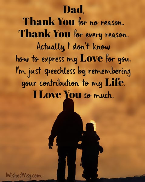 Thank You For Loving My Daughter : thank, loving, daughter, Thank, Messages, Appreciation, Quotes, WishesMsg