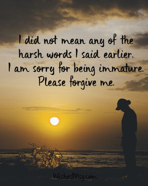 Im Sorry Quotes For Wife : sorry, quotes, Sorry, Messages, Girlfriend, Apology