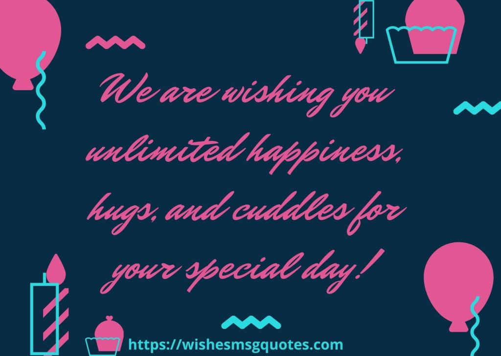 Cutest 1st Birthday Quotes For Baby Boy From Mother