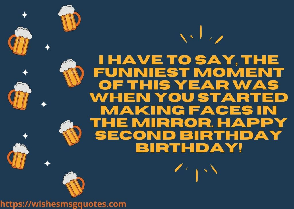 Birthday Quotes For Baby Boy 2nd Birthday