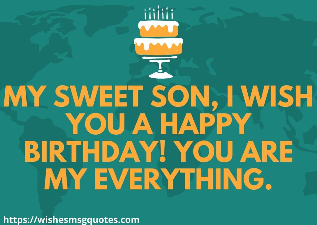Cutest 2nd Birthday Quotes For Baby Boy From Father
