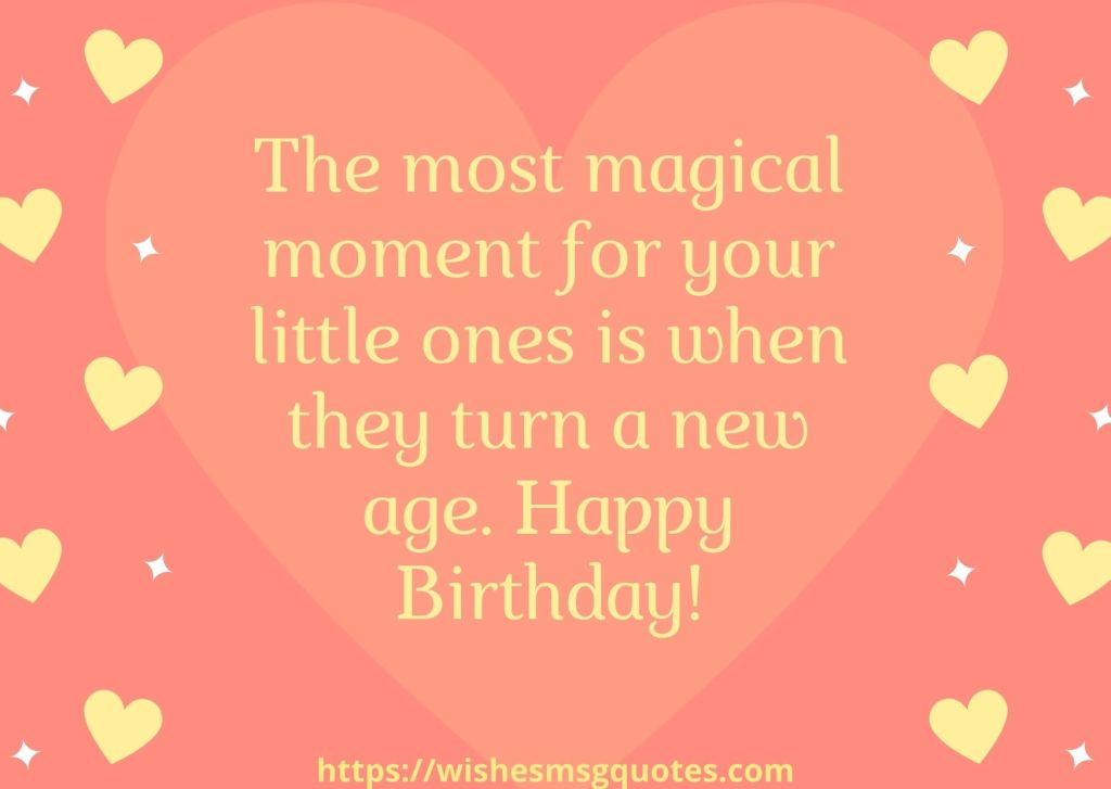 Cutest 5th Birthday Quotes For Boy From Father