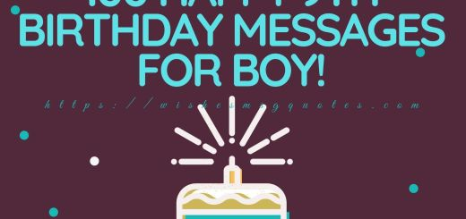 100 Happy 9th Birthday Messages For Boy