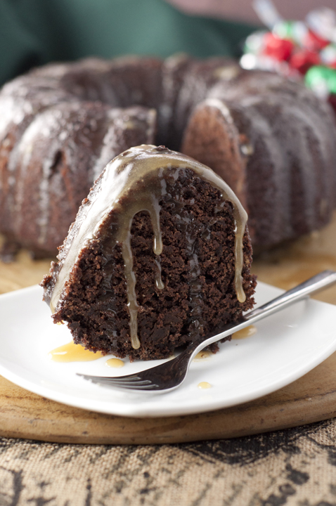 Hot Chocolate Coffee Rum Cake Wishes And Dishes